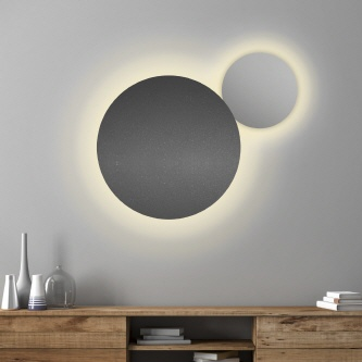 "Escale LED ""Blade"" 79 weiss,anthrazit"