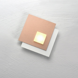 "Escale LED ""Blade"" 59, Blattgold"
