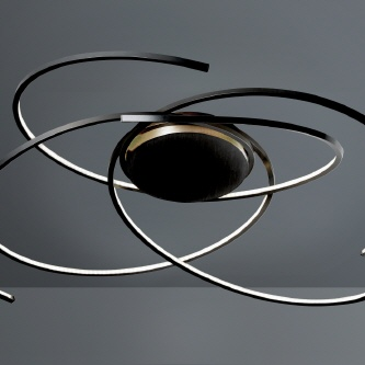 "Paul Neuhaus LED ""Circle"" S-Silber"