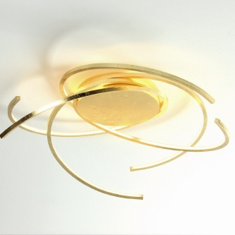 "Paul Neuhaus LED ""Circle"" M-Gold"