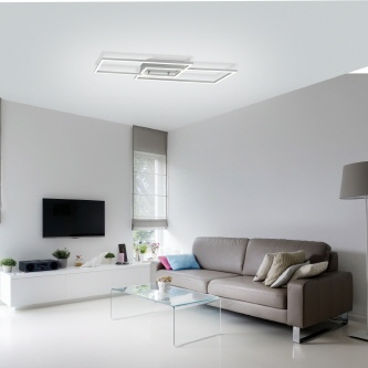"Paul Neuhaus LED ""Frameless"" M"